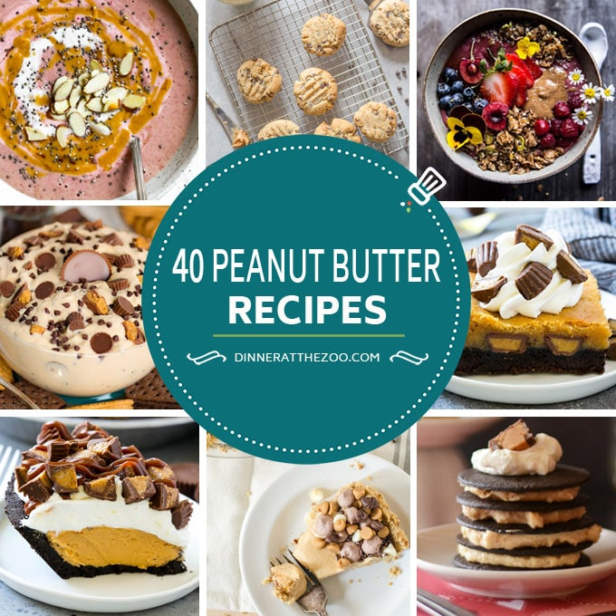 40 Peanut Butter Recipes