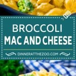 Broccoli Mac and Cheese Recipe | Stovetop Mac and Cheese | Broccoli Macaroni and Cheese #broccoli #macandcheese #cheese #pasta #dinner #dinneratthezoo