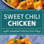 Sweet Chili Chicken Recipe | Thai Chicken | Asian Chicken #chicken #thaifood #chili #dinner #dinneratthezoo