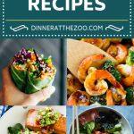 20 Healthy Recipes   Healthy Chicken Recipes   Healthy Shrimp Recipes   Low Carb Recipes #healthy #cleaneating #lowcarb #dinner #dinneratthezoo