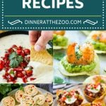30 Game Day Recipes   Super Bowl Recipes   Party Appetizers #superbowl #gameday #appetizers #snacks #dinneratthezoo