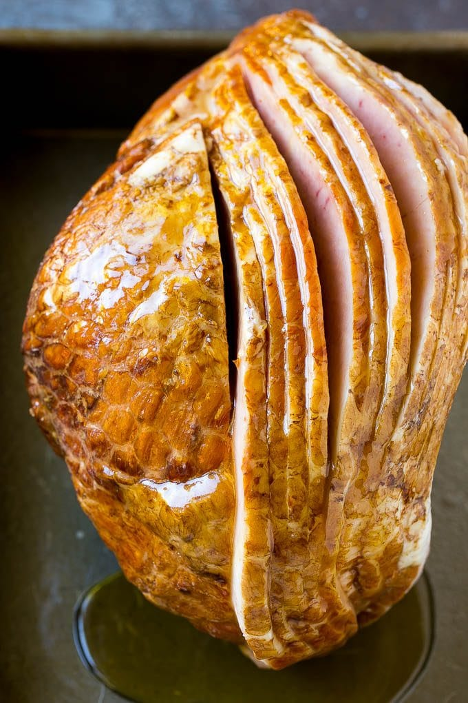 Glazed Ham for the Holidays - Dinner at the Zoo