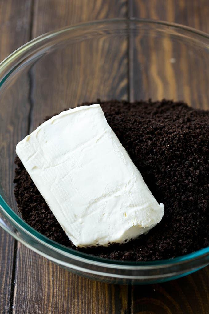 Oreo Cream Cheese Balls Recipe
