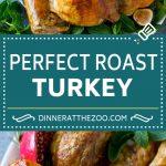 Roast Turkey Recipe | Thanksgiving Turkey | Holiday Turkey | Baked Turkey #turkey #thanksgiving #christmas #dinner #glutenfree #dinneratthezoo