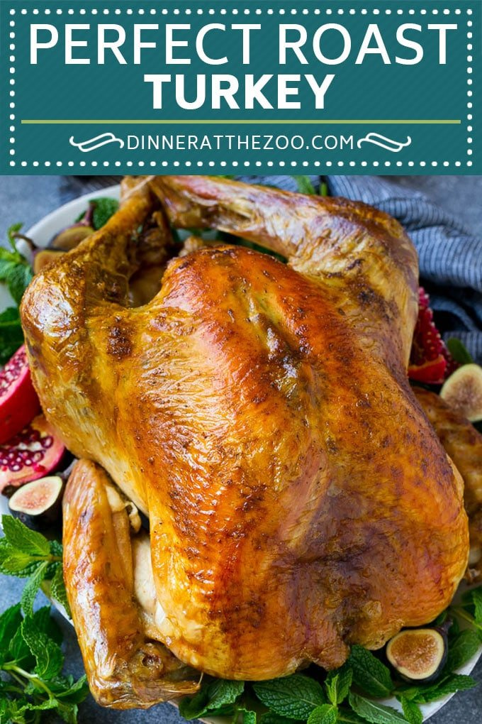Roast Turkey Recipe | Thanksgiving Turkey | Holiday Turkey | Baked Turkey #turkey #thanksgiving #christmas #dinner #glutenfree #dinneratthezoo