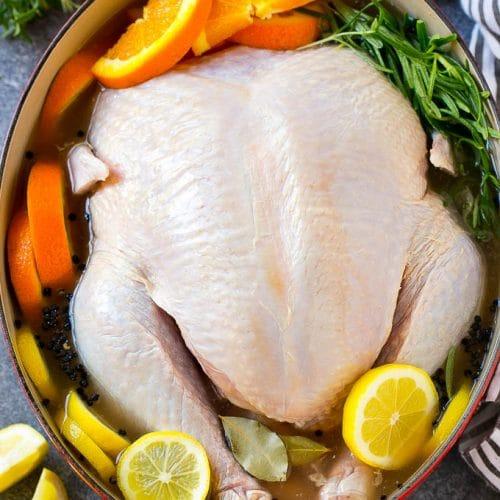 Turkey Brine Recipe Dinner At The Zoo