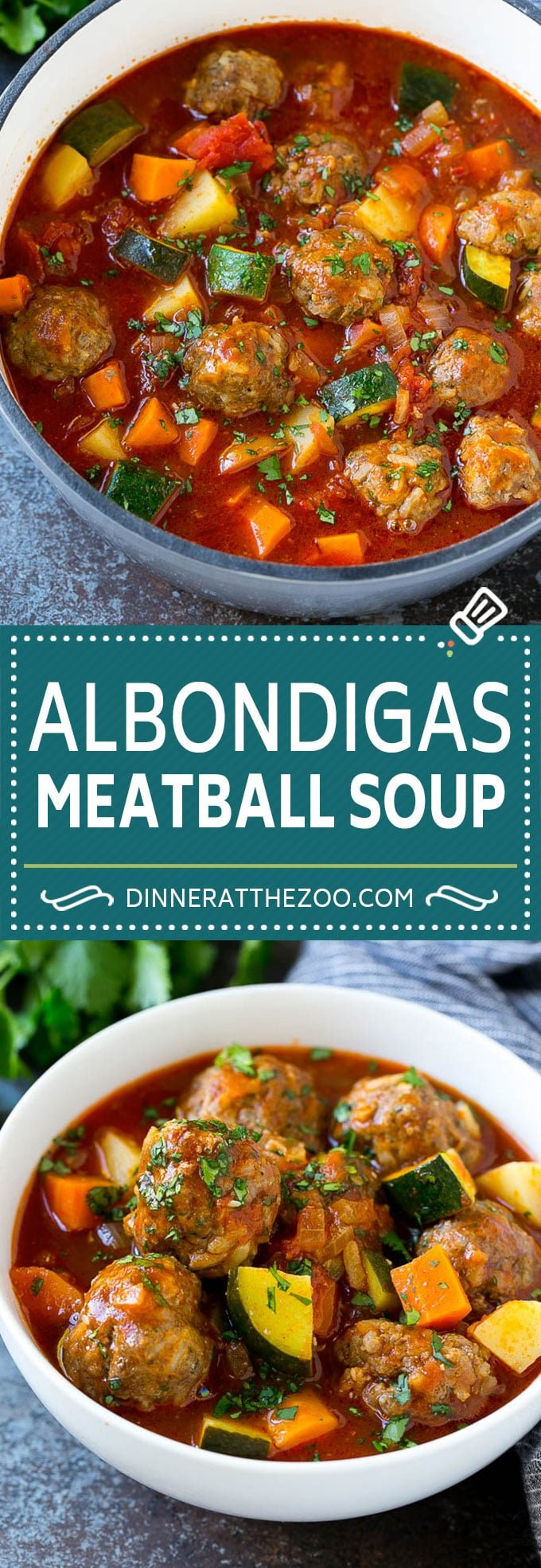 Albondigas Soup | Meatball Soup | Mexican Soup #soup #meatballs #beef #rice #glutenfree #dinner #dinneratthezoo #comfortfood