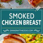 Smoked Chicken Breast Recipe   BBQ Chicken   Smoked Chicken #bbq #chicken #smoker #dinner #glutenfree #dinneratthezoo