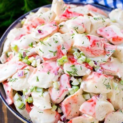 Crab Salad Recipe
