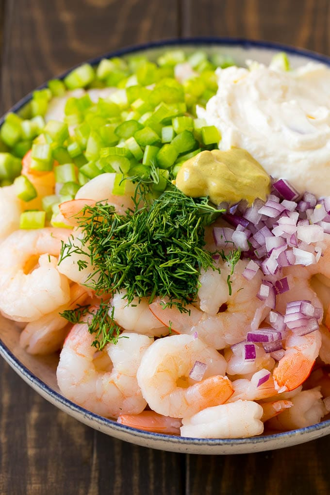 Shrimp Salad Recipe Dinner At The Zoo