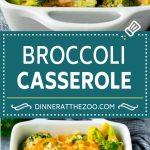 Broccoli Casserole Recipe | Broccoli and Cheese Casserole | Baked Broccoli #broccoli #cheese #casserole #sidedish #dinner #dinneratthezoo