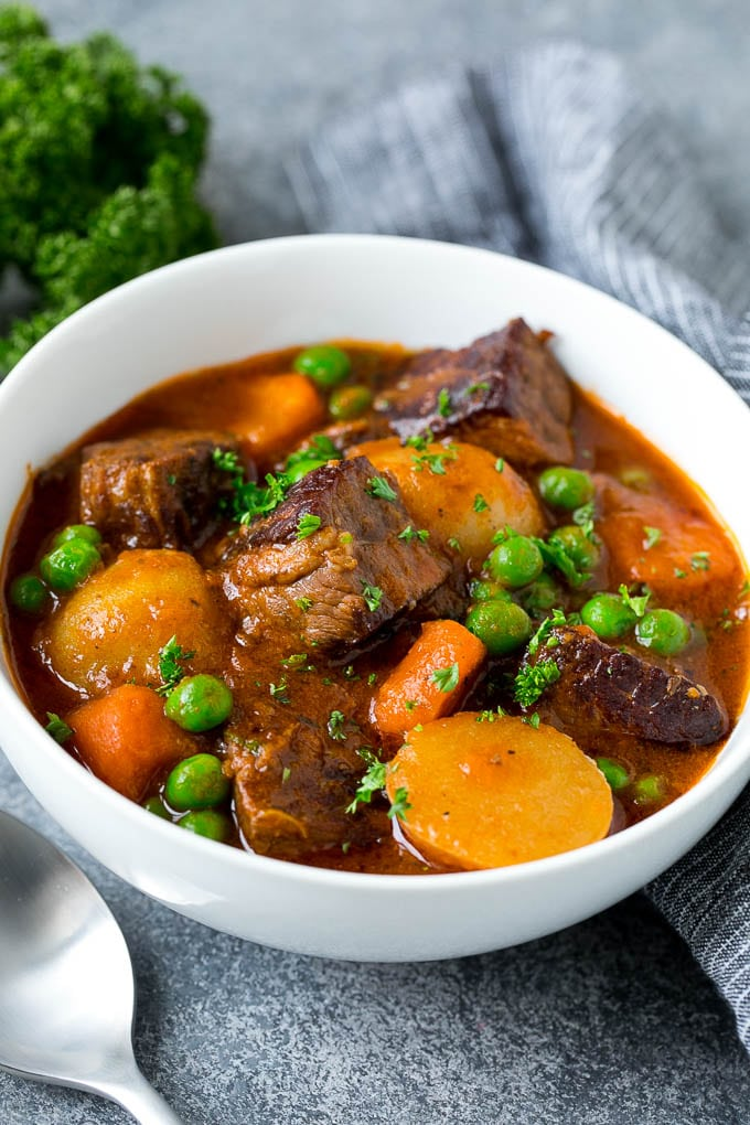 Instant Pot Beef Stew Dinner At The Zoo