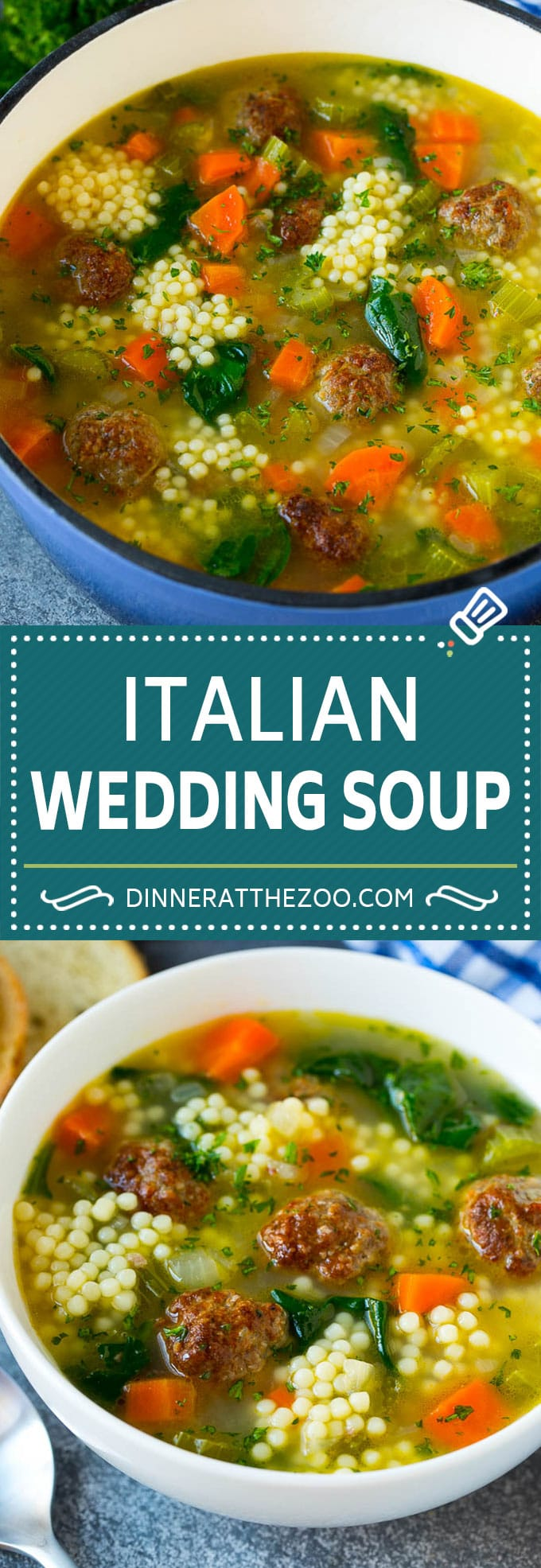 Italian Wedding Soup Recipe | Meatball Soup | Easy Soup #meatballs #beef #pasta #soup #dinner #dinneratthezoo #comfortfood