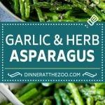 Sauteed Asparagus Recipe   Asparagus Side Dish   Easy Asparagus Recipe #asparagus #garlic #butter #sidedish #glutenfree #keto #lowcarb #dinner #dinneratthezoo