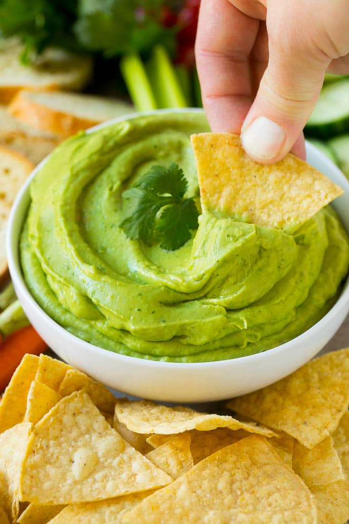 Avocado Dip Recipe Dinner At The Zoo