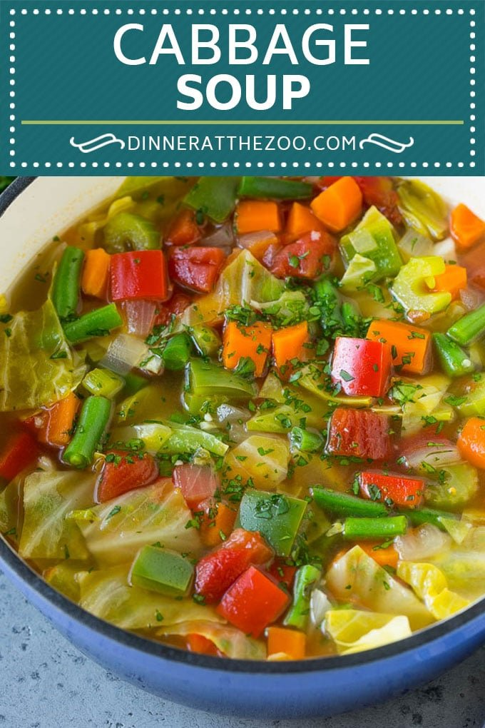 Cabbage Soup Dinner At The Zoo