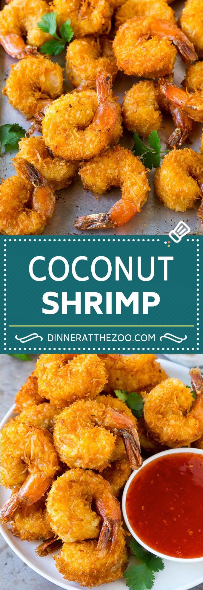 Coconut Shrimp Recipe | Fried Shrimp | Shrimp Appetizer #shrimp #coconut #appetizer #seafood #dinner #dinneratthezoo