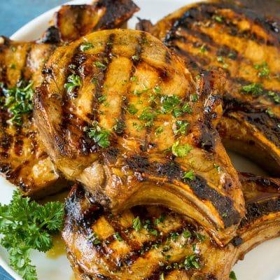The Best Pork Chop Marinade