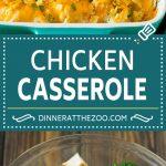 Chicken Casserole Recipe | Chicken and Rice Casserole | Chicken and Broccoli Casserole #casserole #chicken #rice #broccoli #cheese #dinner #dinneratthezoo