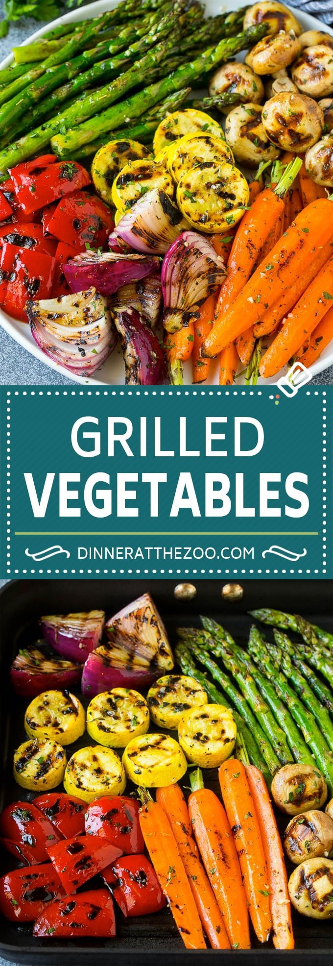 Grilled Vegetables Recipe | Marinated Vegetables | Grilled Veggies #vegetables #veggies #grilling #glutenfree #lowcarb #keto #dinner #dinneratthezoo #cleaneating #healthy