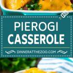 Pierogi Casserole Recipe   Potato Casserole #pierogis #casserole #bacon #cheddar #dinner #dinneratthezoo