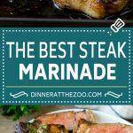 Steak Marinade Recipe | Marinated Steak | Grilled Steak #steak #keto #lowcarb #grilling #marinade #dinner #dinneratthezoo