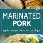 Marinated Pork Tenderloin Recipe | Pork Tenderloin Marinade | Pork Marinade #pork #porktenderloin #marinade #dinner #grilling #dinneratthezoo