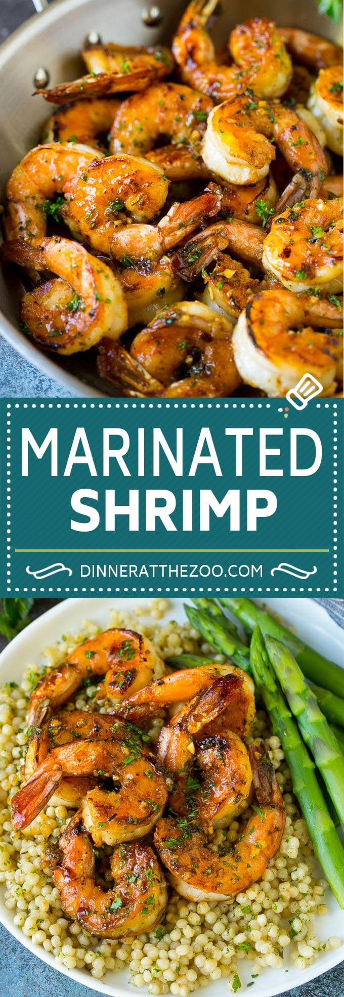 Marinated Shrimp Recipe | Shrimp Marinade | Grilled Shrimp | Sauteed Shrimp #shrimp #marinade #dinner #dinneratthezoo #grilling