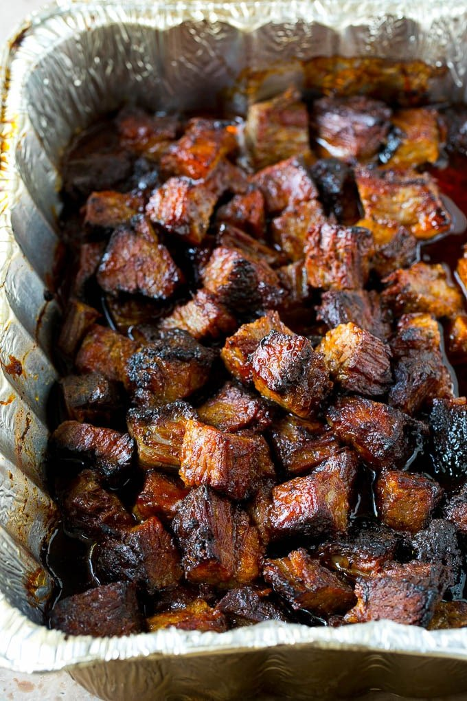 Burnt Ends Recipe Dinner At The Zoo