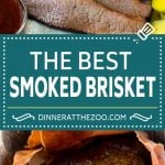 Smoked Brisket Recipe | Beef Brisket | BBQ Beef #brisket #smoker #beef #bbq #dinner #dinneratthezoo