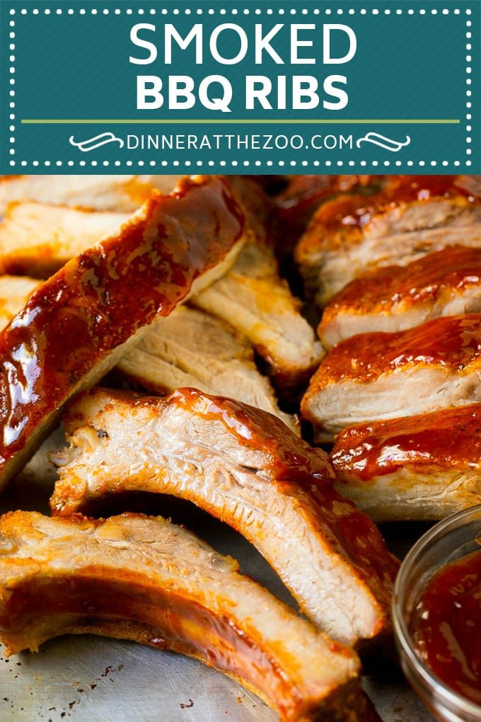 Smoked Ribs Recipe | Baby Back Ribs | Pork Ribs #pork #ribs #smoker #dinner #dinneratthezoo