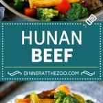 Hunan Beef Recipe   Beef Stir Fry #beef #stirfry #dinner #broccoli #dinneratthezoo