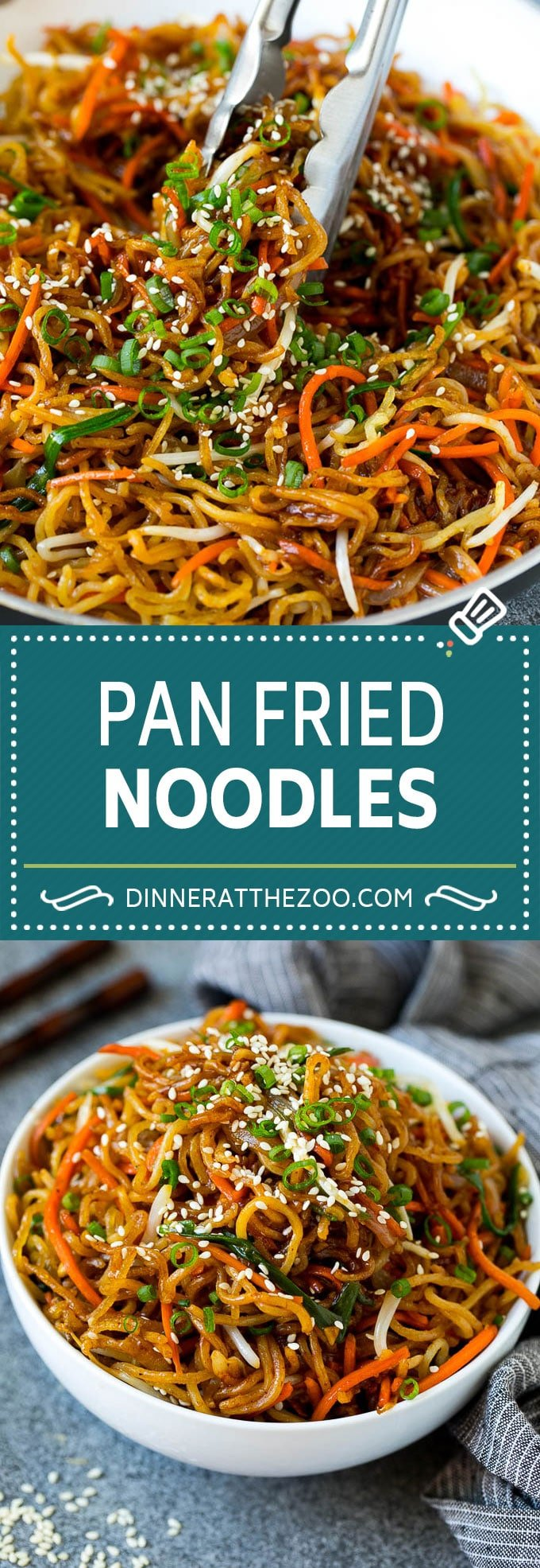 Pan Fried Noodles | Noodle Stir Fry #vegetarian #noodles #stirfry #veggies #dinner #dinneratthezoo