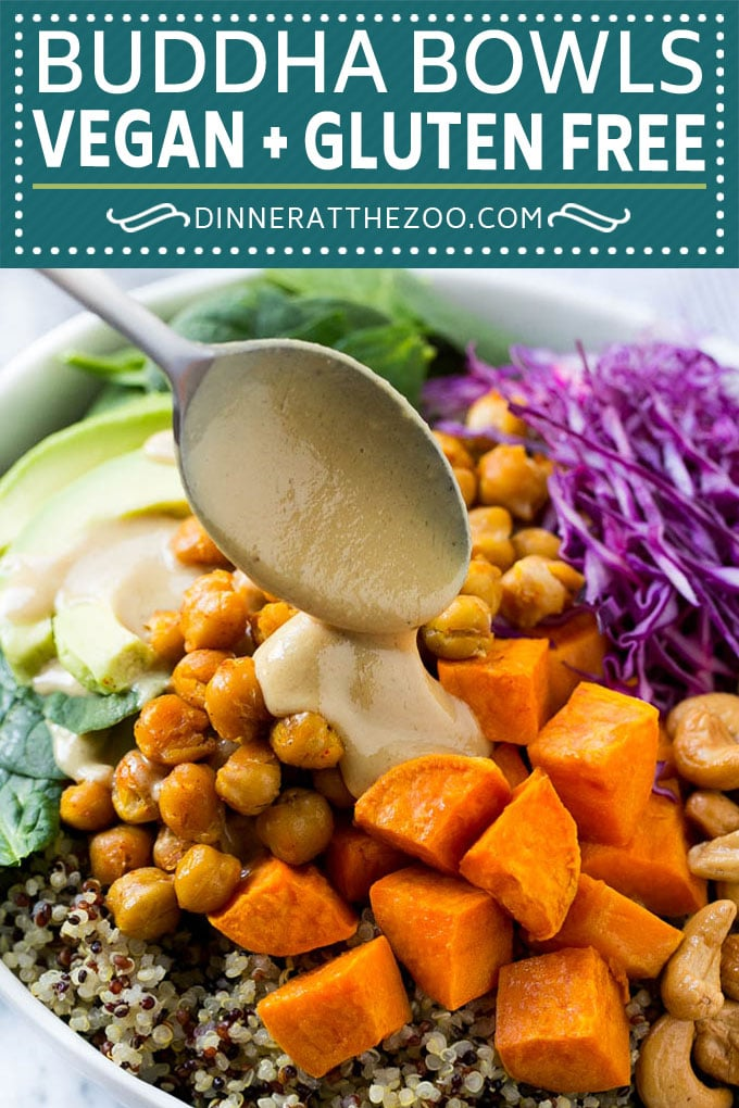 Buddha Bowl Recipe | Vegan Buddha Bowl | Quinoa Bowl | Sweet Potato Recipe | Quinoa Recipe #vegan #sweetpotato #quinoa #healthy #cleaneating #dinner #dinneratthezoo