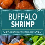 Buffalo Shrimp Recipe | Crispy Buffalo Shrimp | Fried Shrimp | Shrimp Appetizer #shrimp #appetizer #buffalo #spicy #dinner #dinneratthezoo