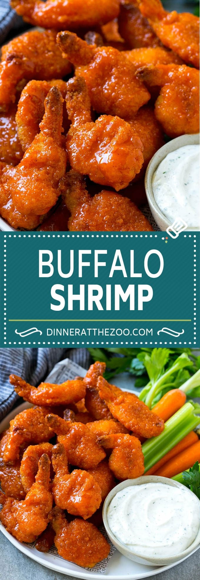 Buffalo Shrimp Recipe | Crispy Buffalo Shrimp | Fried Shrimp | Shrimp Appetizer #shrimp #appetizer #buffalo #spicy #dinner #dinneratthezoo