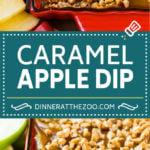 Caramel Apple Dip Recipe | Dessert Dip Recipe | Apple Recipe | Caramel Apple Recipe #caramel #apples #dip #fall #dessert #dinneratthezoo