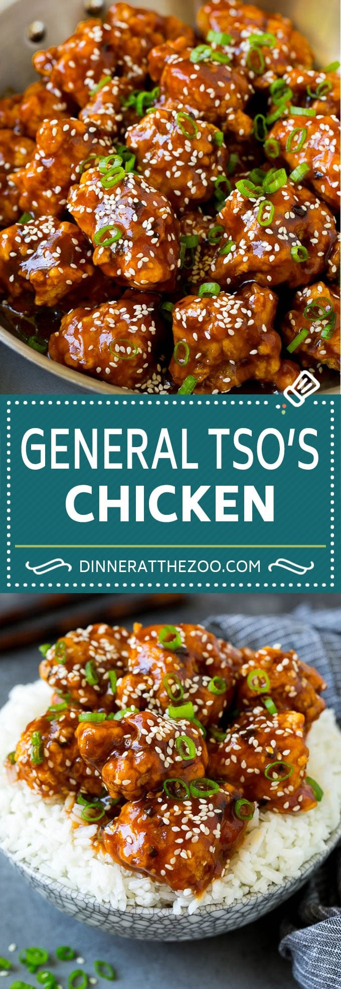 General Tso S Chicken Dinner At The Zoo