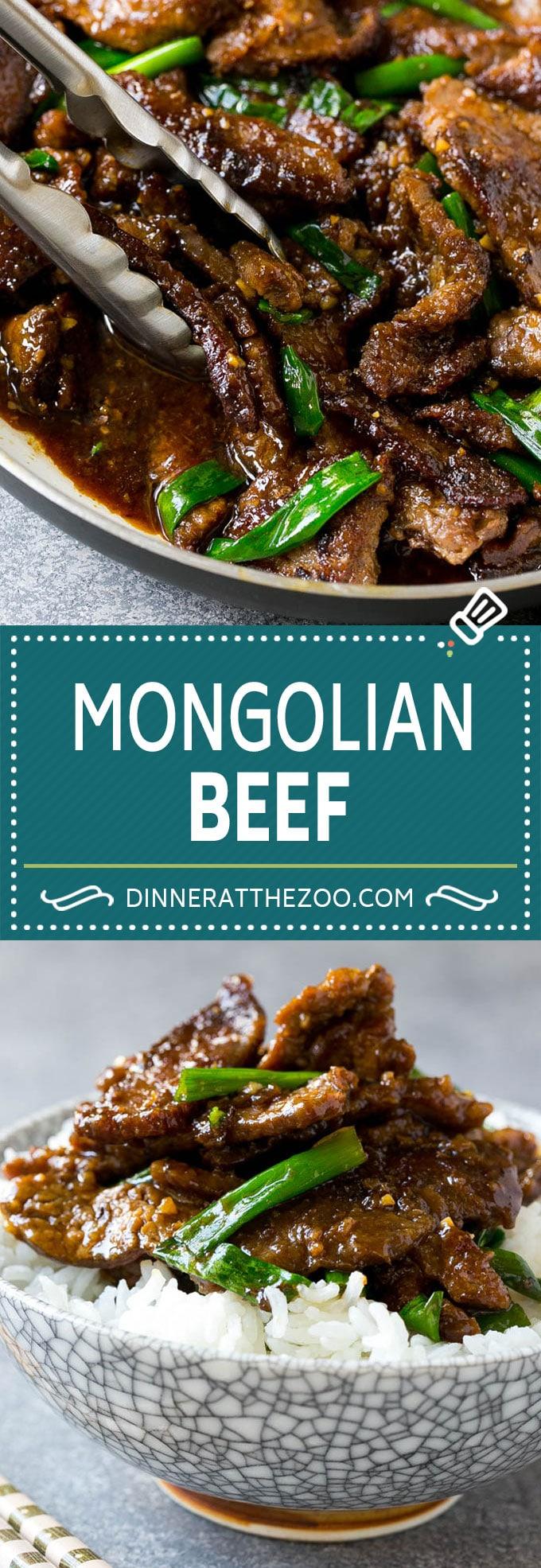 Mongolian Beef Recipe   Asian Beef Recipe   Beef Stir Fry #beef #chinesefood #stirfry #dinner #dinneratthezoo