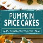 Pumpkin Spice Cake Recipe   Pumpkin Cake #pumpkin #cake #fall #thanksgiving #dessert #dinneratthezoo