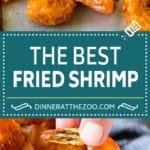 Fried Shrimp Recipe #shrimp #seafood #dinner #appetizer #dinneratthezoo