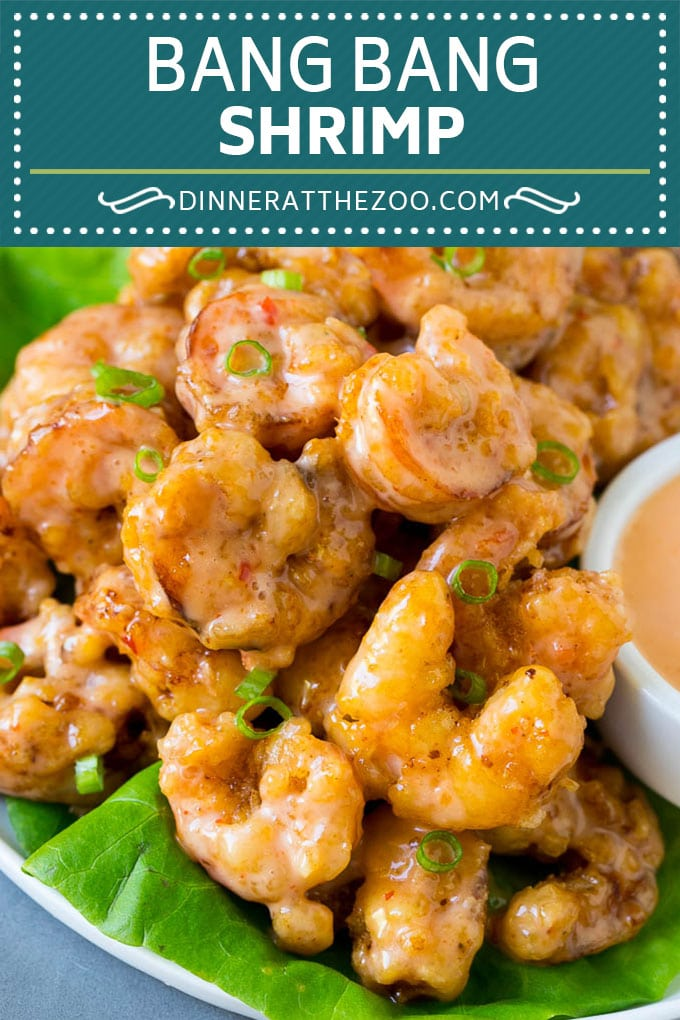 Bang Bang Shrimp Recipe | Fried Shrimp #shrimp #appetizer #dinner #dinneratthezoo #copycatrecipe