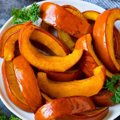 Roasted Pumpkin Recipe