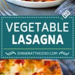 Vegetable Lasagna Recipe   Vegetarian Lasagna #lasagna #vegetarian #veggies #cheese #pasta #dinner #dinneratthezoo
