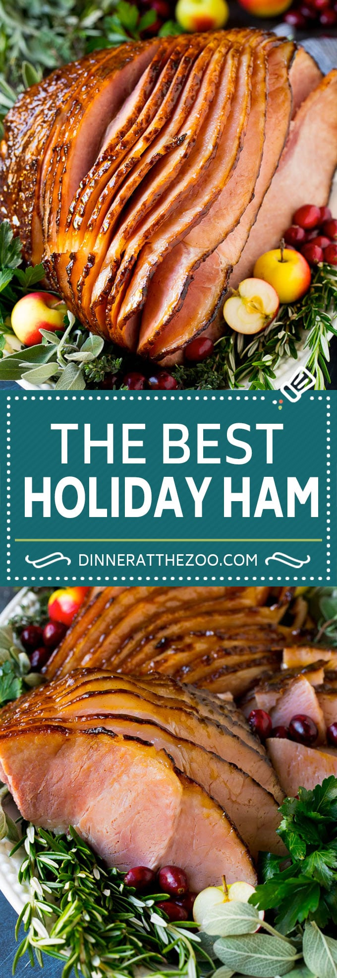 This is a complete guide on how to cook a ham. With detailed information on preparation methods, cooking times, ham glaze ideas and tips and tricks for success, you'll be able to turn out a perfect holiday ham year after year!
