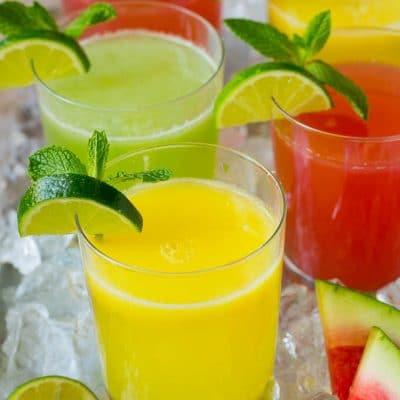 Agua Fresca Recipe