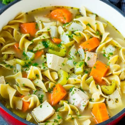 Turkey Soup Recipe