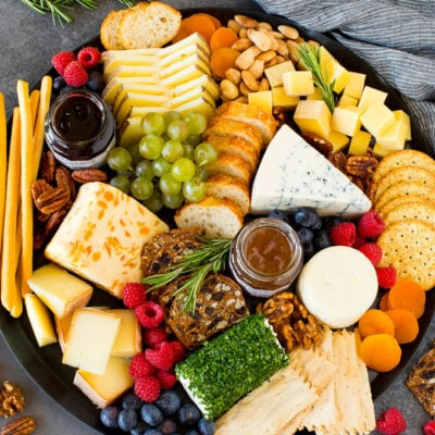The Best Cheese Board
