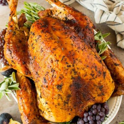 The Best Turkey Marinade Recipe